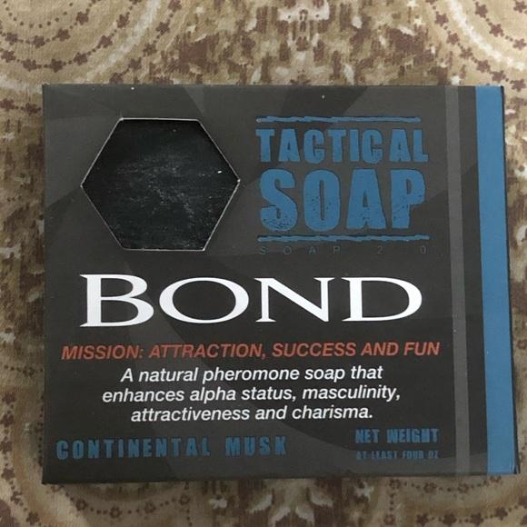 Other - BOND Natural Pheromone soap